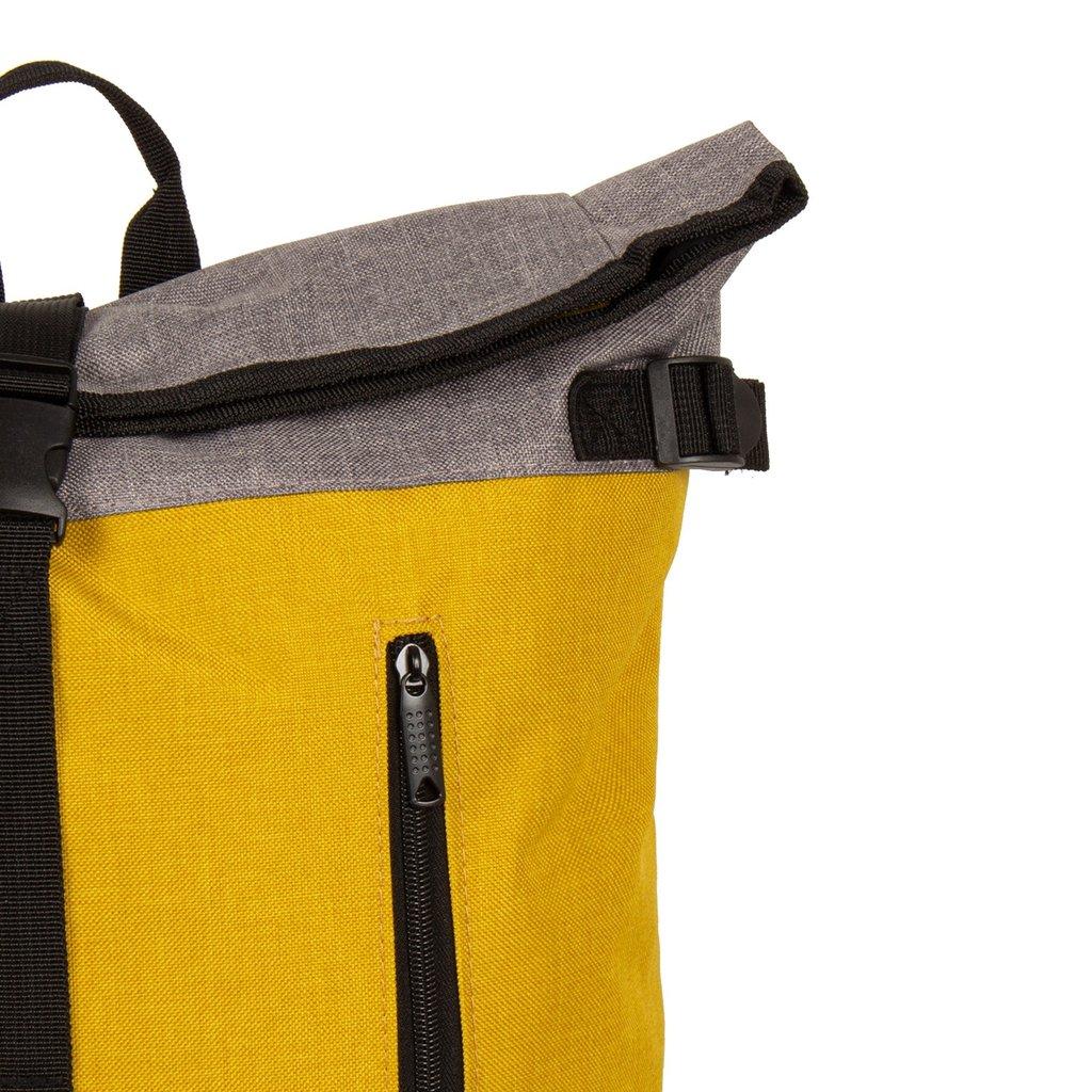 Creek Roll Top Backpack Occur/Anthracite VII | Rucksack