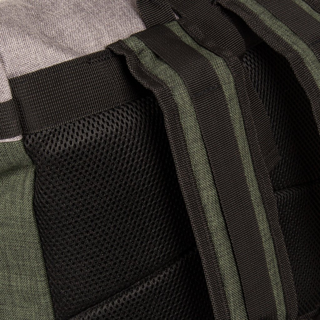 Creek Roll Top Backpack Dark Green/Anthracite VII | Rucksack
