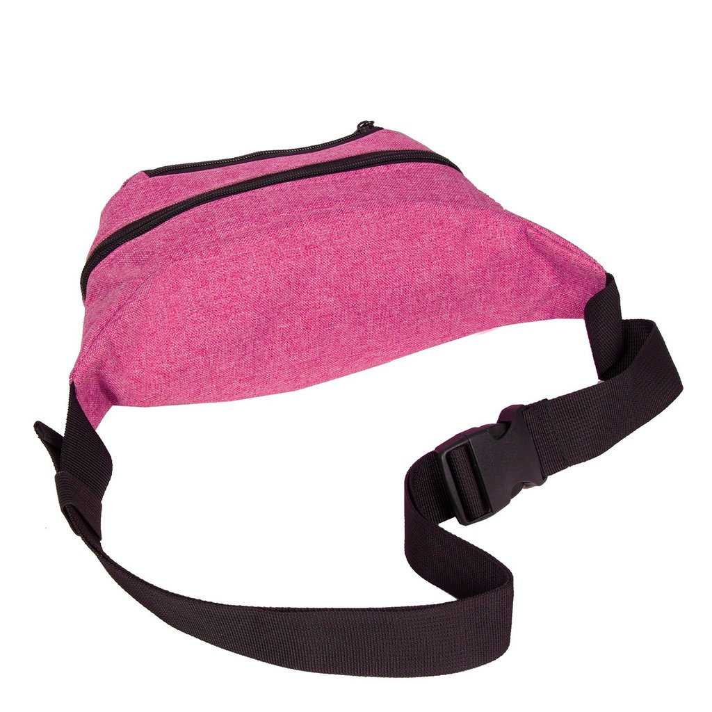 Heaven Waistbag Fuchsia Medium II | Bauchtasche
