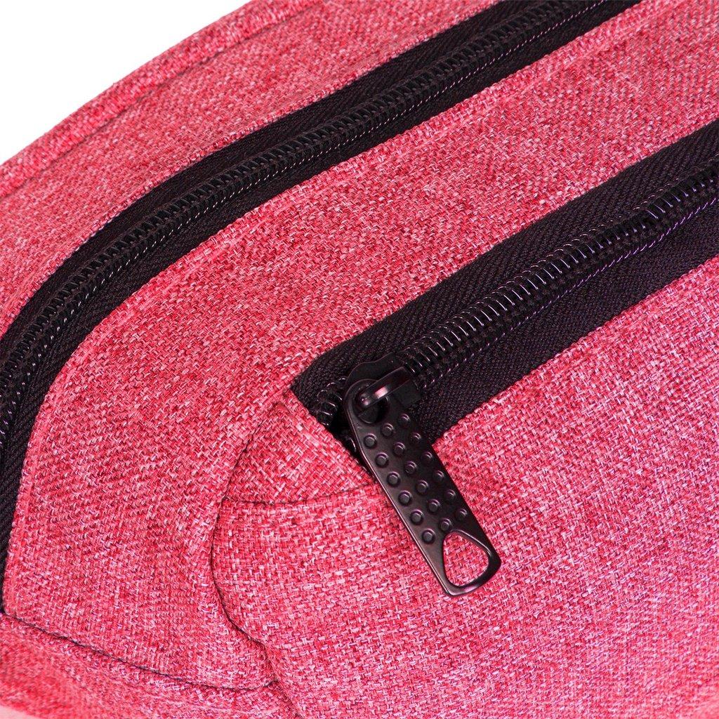 Heaven Waistbag Pink Medium II | Heuptasje