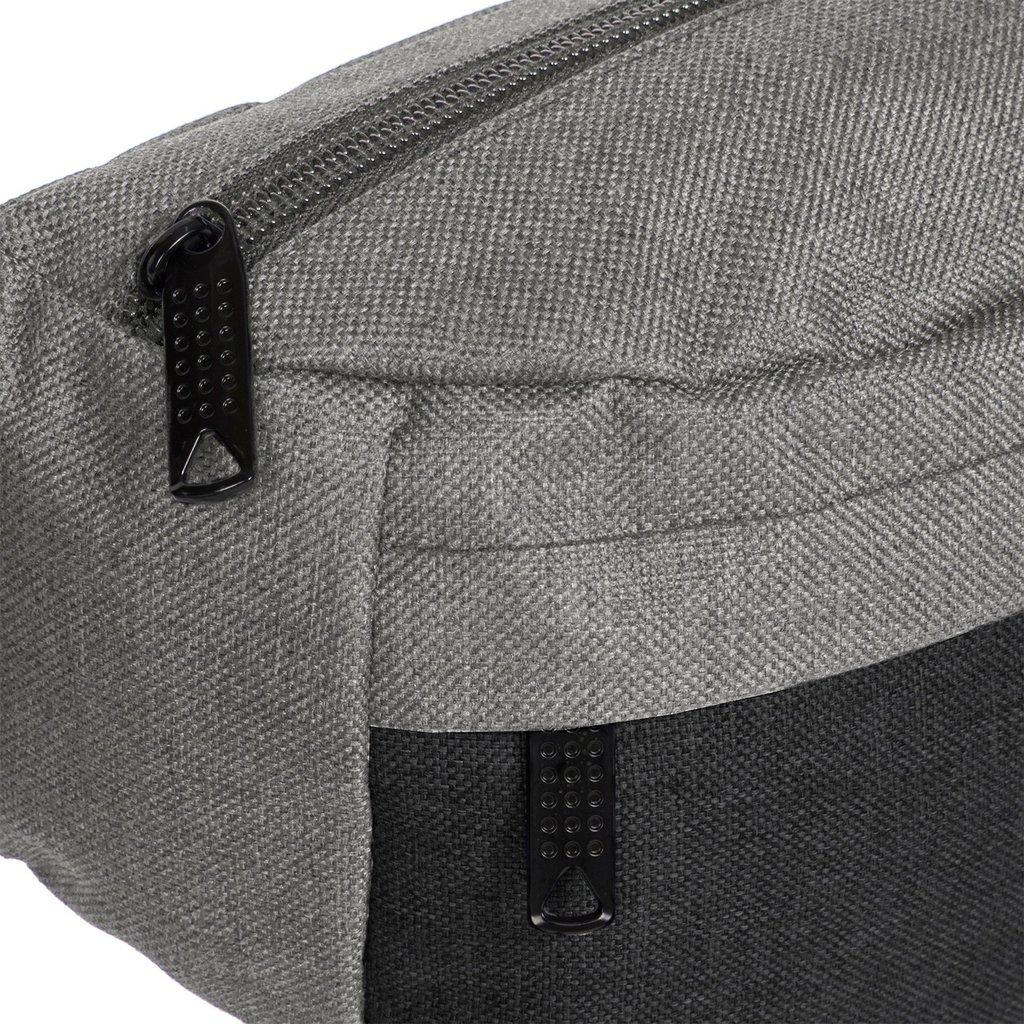 Creek Waist Bag Grey/Anthracite VIII | Heuptasje