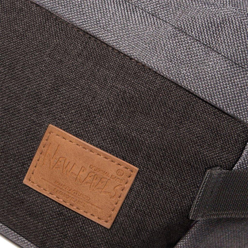Creek Waist Bag Grey/Anthracite VIII | Bauchtasche