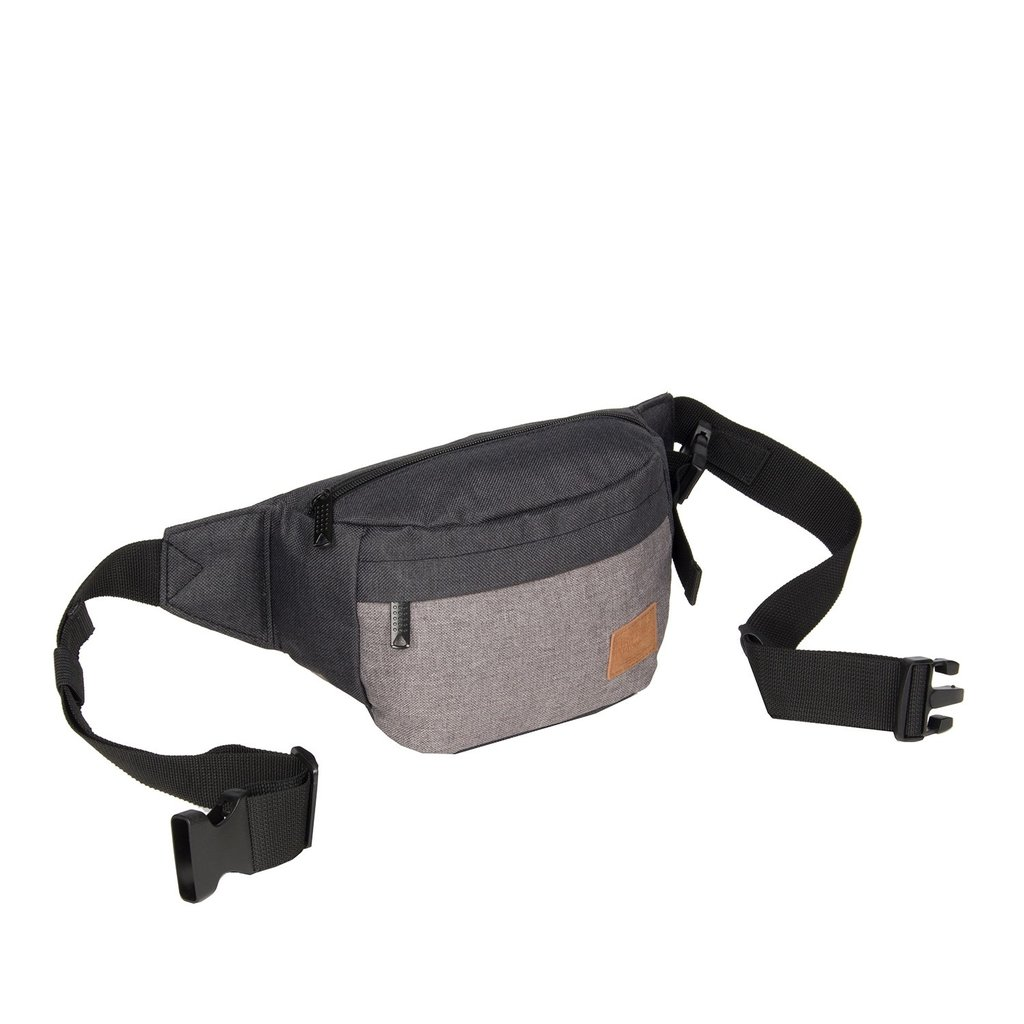 Creek Waist Bag Anthracite/Grey VIII