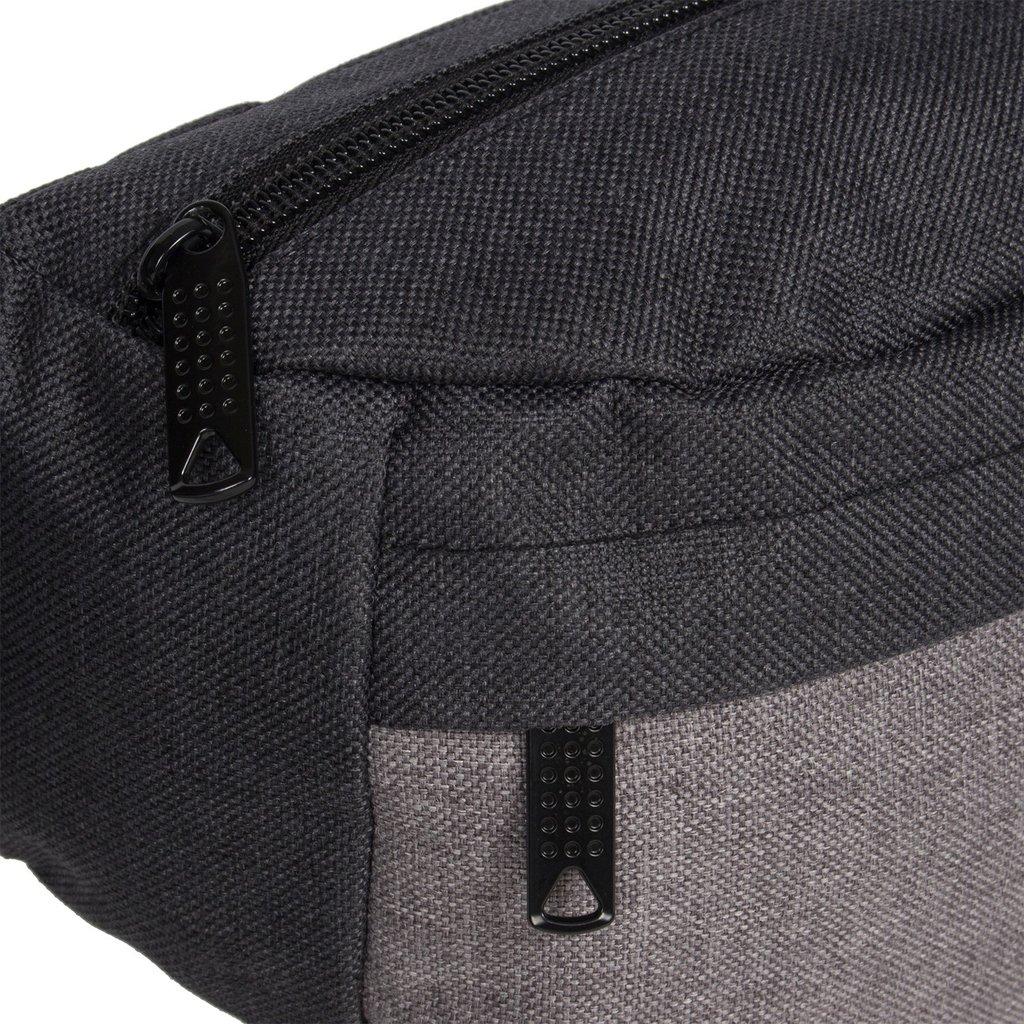 Creek Waist Bag Black VIII