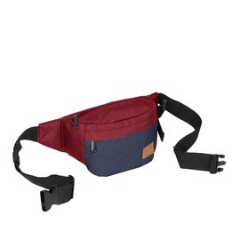 Creek Waist Bag Burgundy VIII | Bauchtasche