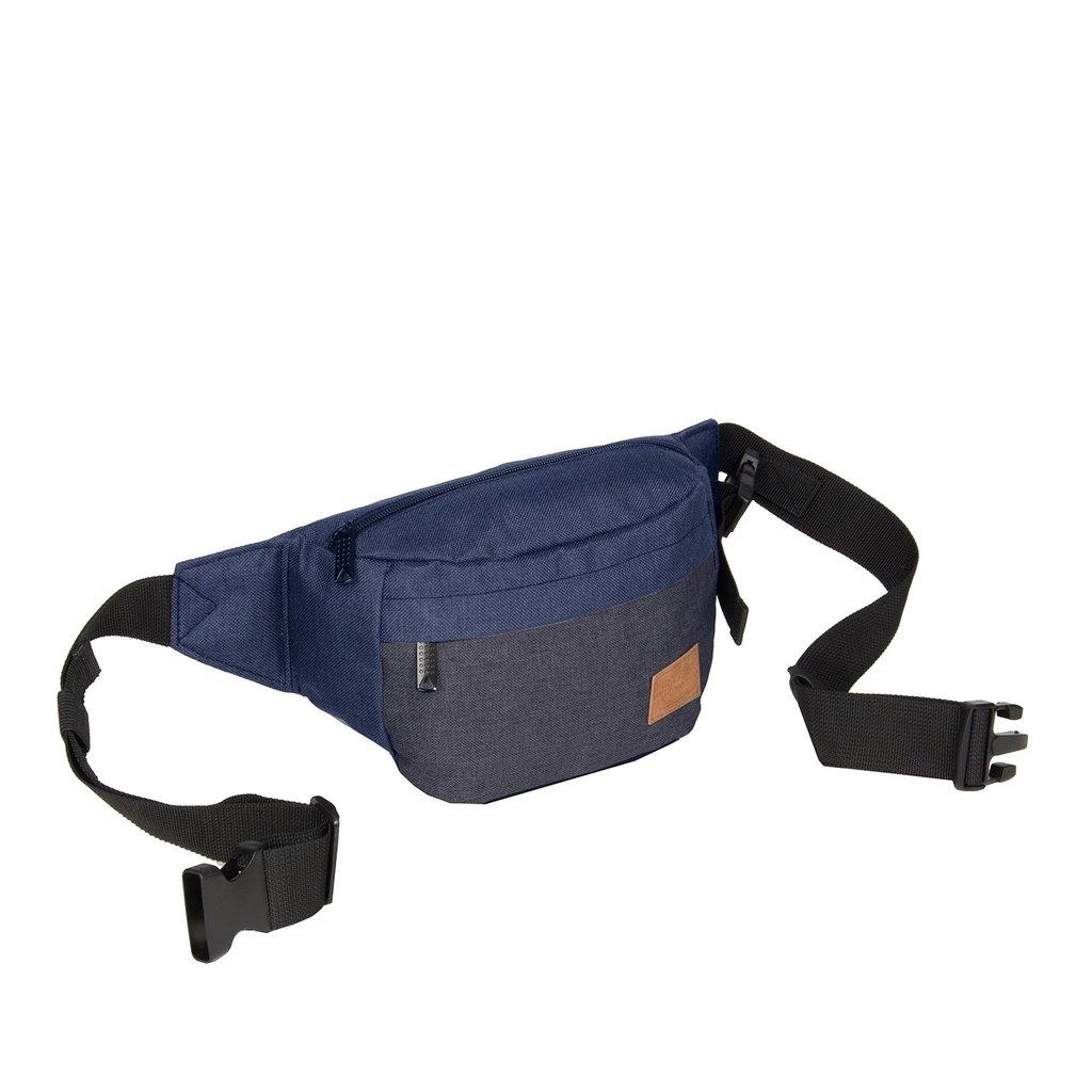 Creek Waist Bag Shadow Blue VIII | Bauchtasche