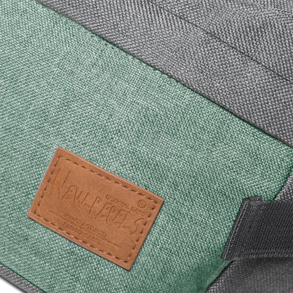 Creek Waist Bag Grey/Mint VIII | Heuptasje