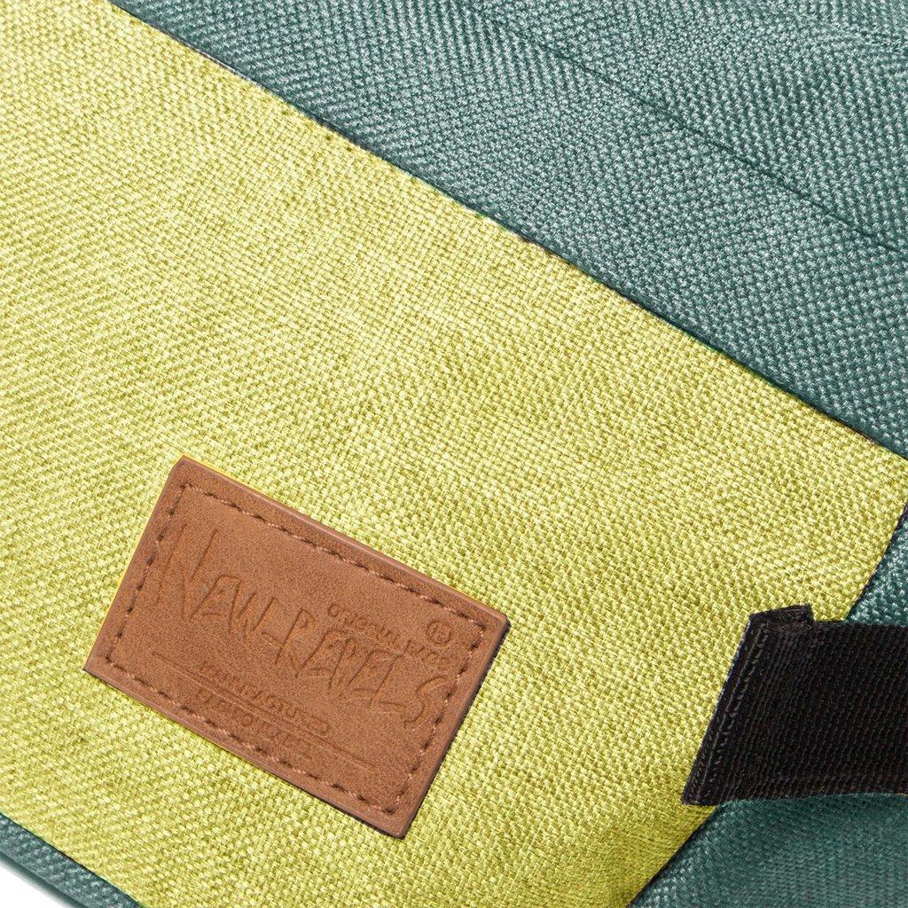 Creek Waist Bag Mint/Soft Yellow VIII