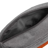Creek Waist Bag Anthracite/Orange VIII