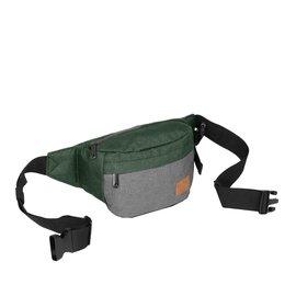 Creek Waist Bag Dark Green/Anthracite VIII | Heuptasje