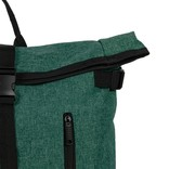 New Rebels® - Heaven Urban Transport - Rugzak -Rugtas - Laptop vak - Polyester - Groen
