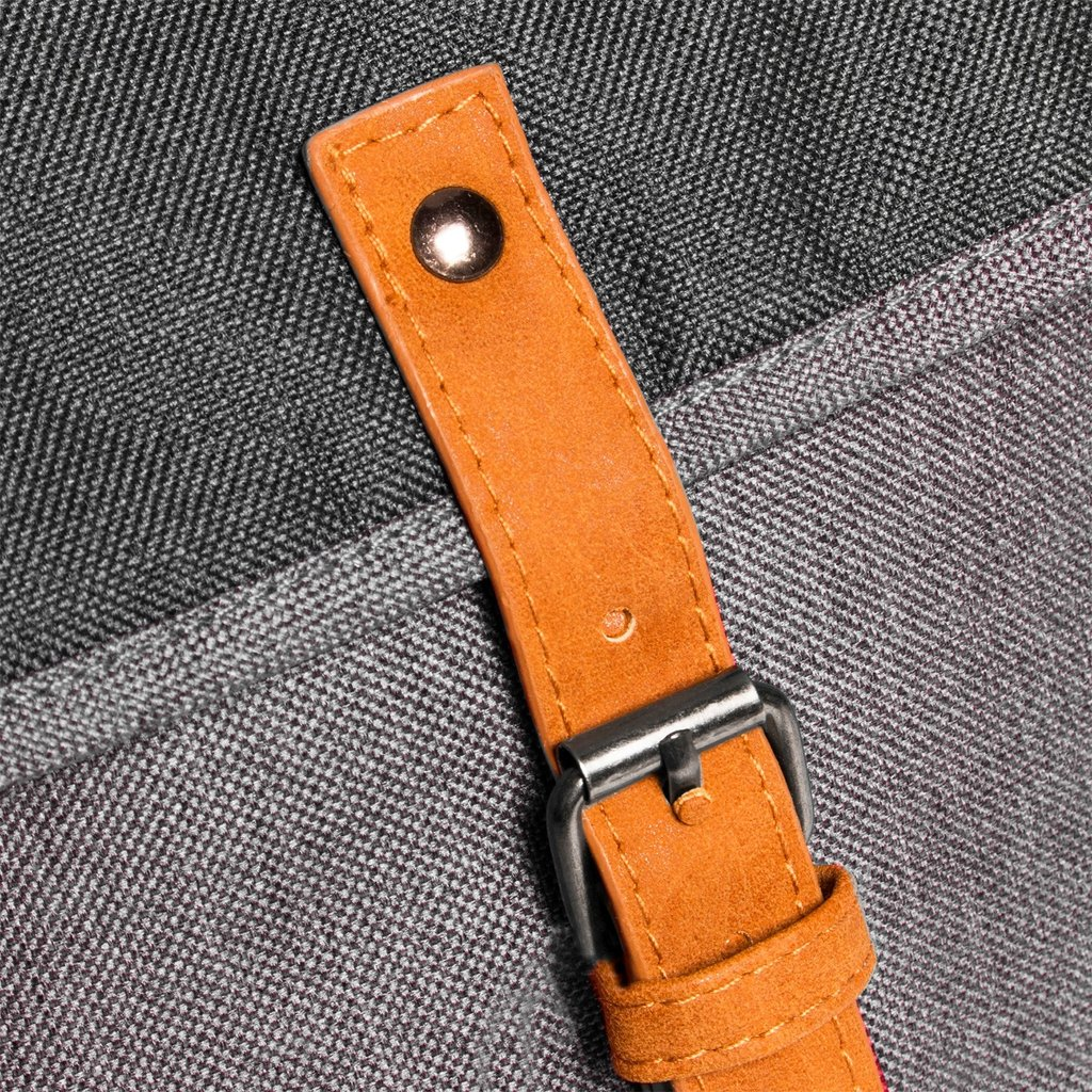 Creek Small Flap Anthracite I | Umhängetasche