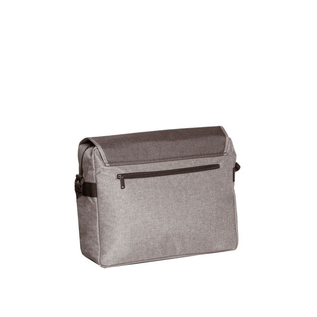 Creek Medium Flap Anthracite II | Schoudertas