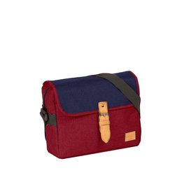 Creek Medium Flap Burgundy II