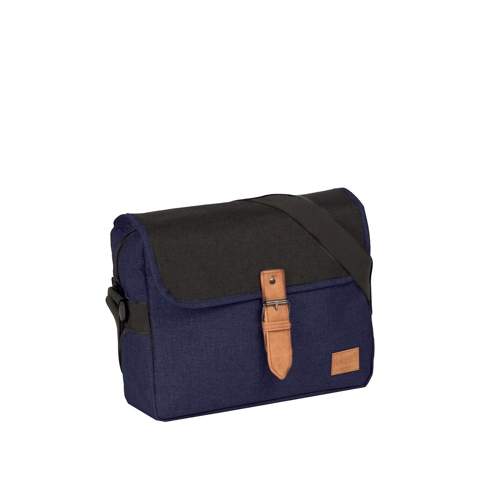 Creek Medium Flap Shadow Blue II | Schoudertas