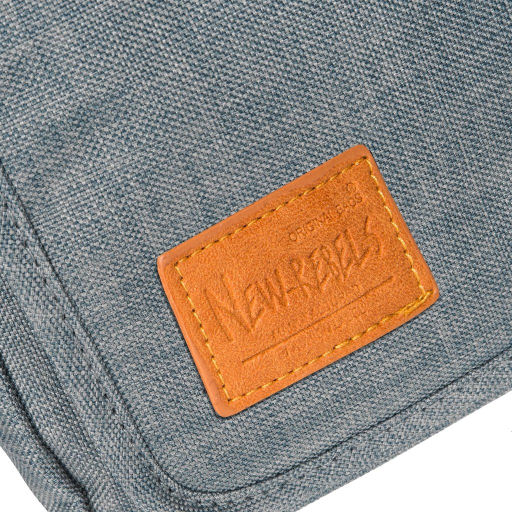 Heaven Small Flap Anthracite IV | Schoudertas
