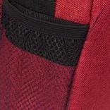 New Rebels®  Heaven25 - Medium Schoudertas  A5 - Crossbodytas met flap - Burgundy