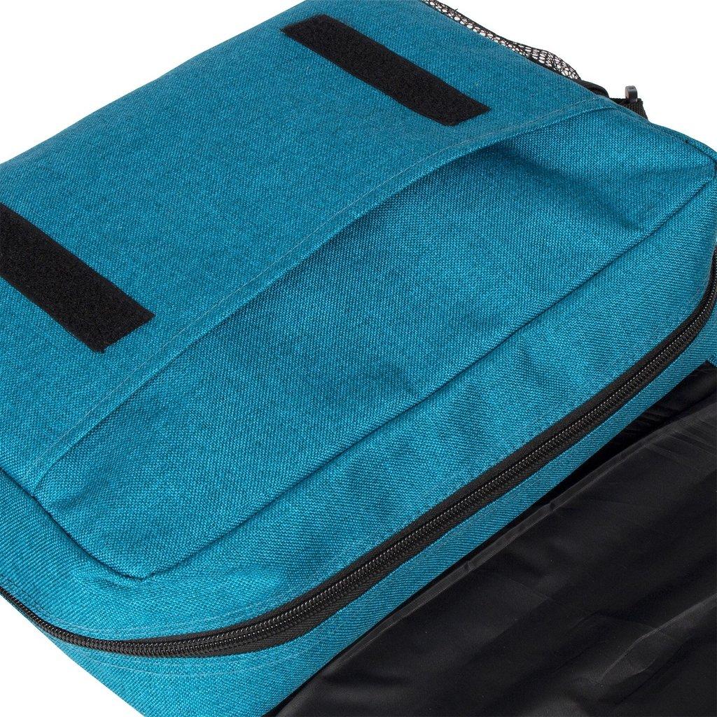 New Rebels®  Heaven25 - Medium Schaulderbag  A5 - Crossbodybag  New Blue