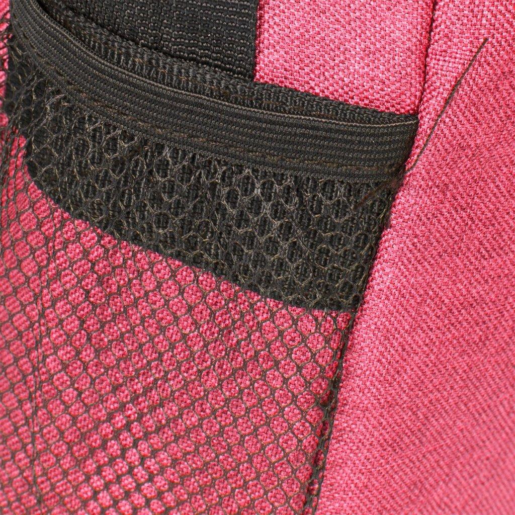 New Rebels®  Heaven25 - Medium Schoudertas  A5 - Crossbodytas met flap - Roze