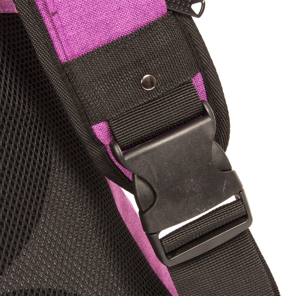 Heaven Crossover Backpack Fuchsia XXI | Rucksack