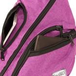 Heaven Crossover Backpack Fuchsia XXI | Rugtas | Rugzak