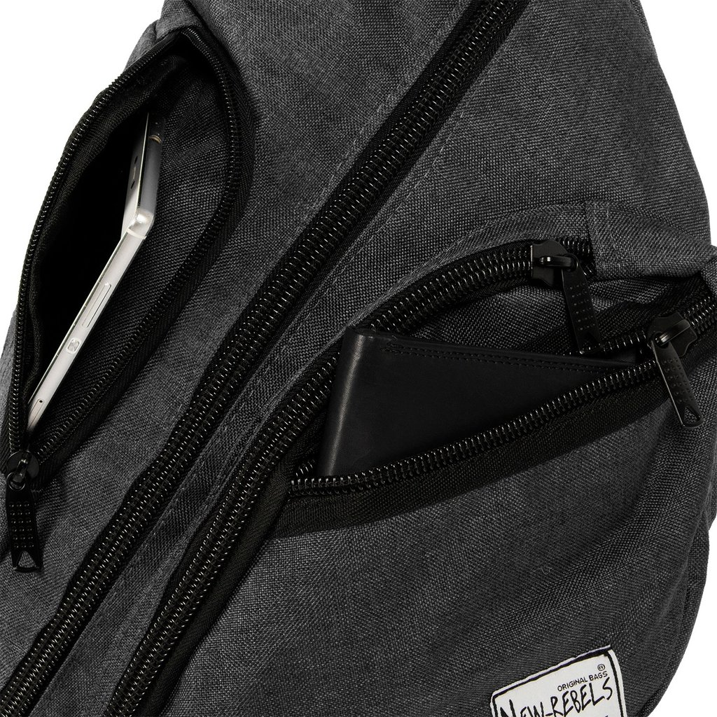 Heaven Crossover Backpack Black XXI