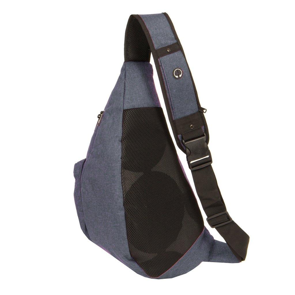 Heaven Crossover Backpack Shadow Blue XXI | Rugtas | Rugzak