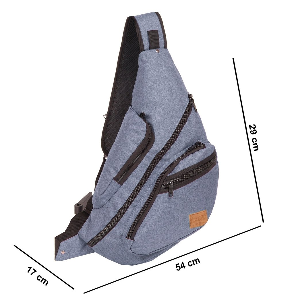 Heaven Crossover Backpack Soft Blue XXI | Rugtas | Rugzak