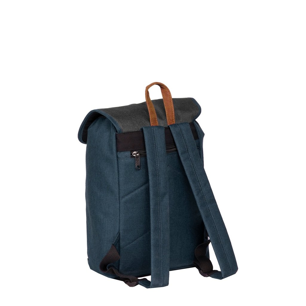 Creek Small Flap Backpack Shadow Blue IV