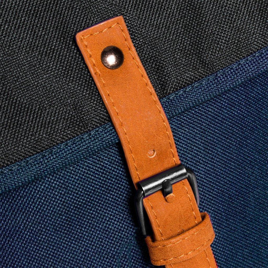 Creek Small Flap Backpack Shadow Blue IV | Rugtas | Rugzak