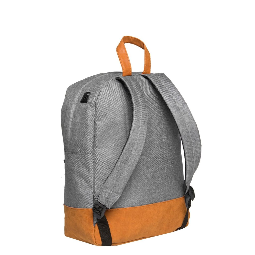 Creek Round Shape Backpack Anthracite VI
