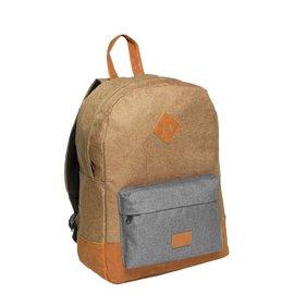 Creek Round Shape Backpack Sand VI
