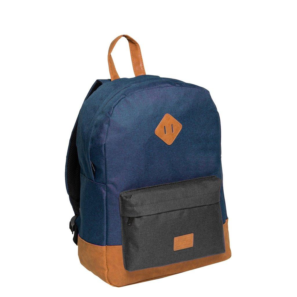 Creek Round Shape Backpack Shadow Blue VI