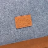 Creek Round Shape Backpack Soft Blue VI