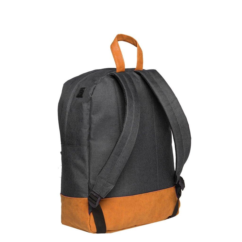 Creek Round Shape Backpack Black VI