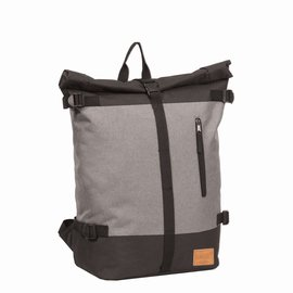 Creek Roll Top Backpack Anthracite VII | Rugtas | Rugzak