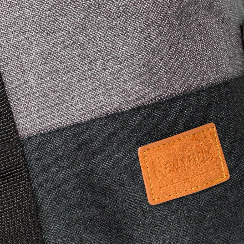 Creek Roll Top Backpack Anthracite VII | Rugtas | Rugzak