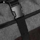 Creek Roll Top Backpack Black VII | Rucksack