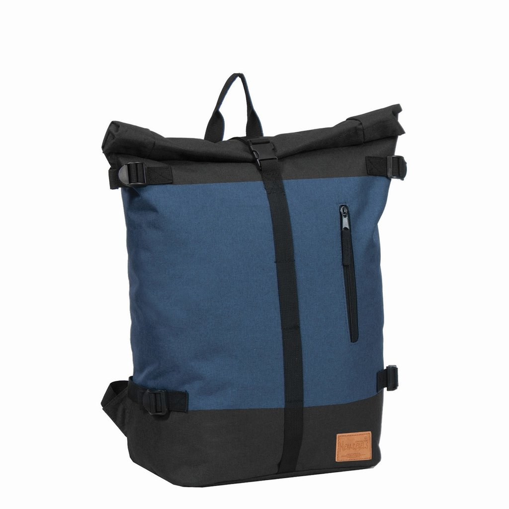 Creek Roll Top Backpack Shadow Blue VII