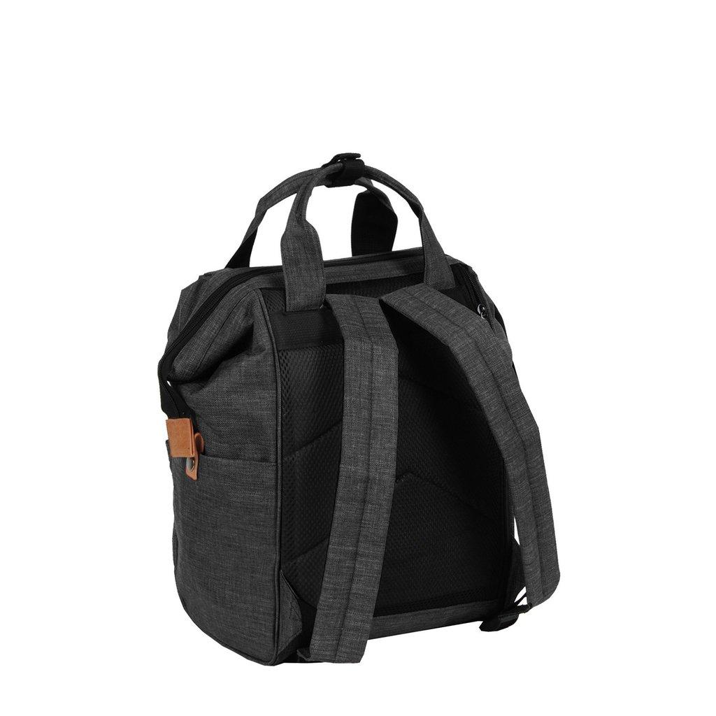 Heaven Shopper Backpack Black XVI | Rucksack
