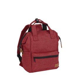 Heaven Shopper Backpack Burgundy XVI | Rugtas | Rugzak