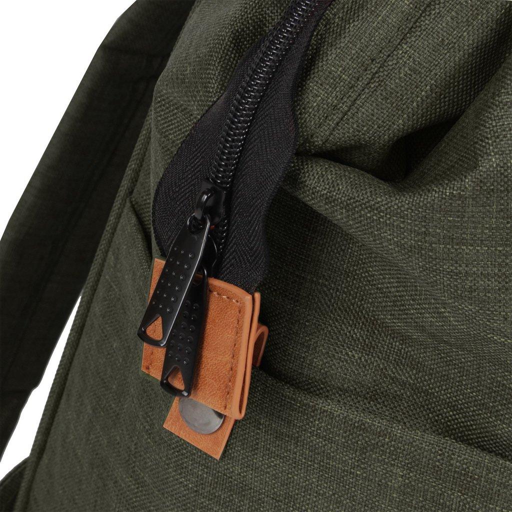 Heaven Shopper Backpack Dark Green XVI   Rucksack