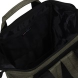 Heaven Shopper Backpack Dark Green XVI