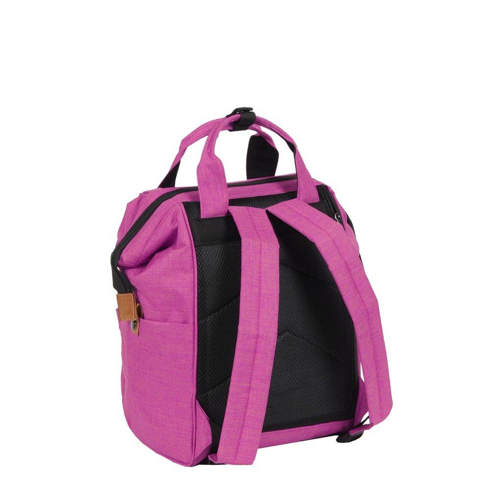 Heaven Shopper Backpack Fuchsia XVI