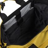 New Rebels® - Heaven Shopper -  Rugzak - 15L - Polyester - Oker