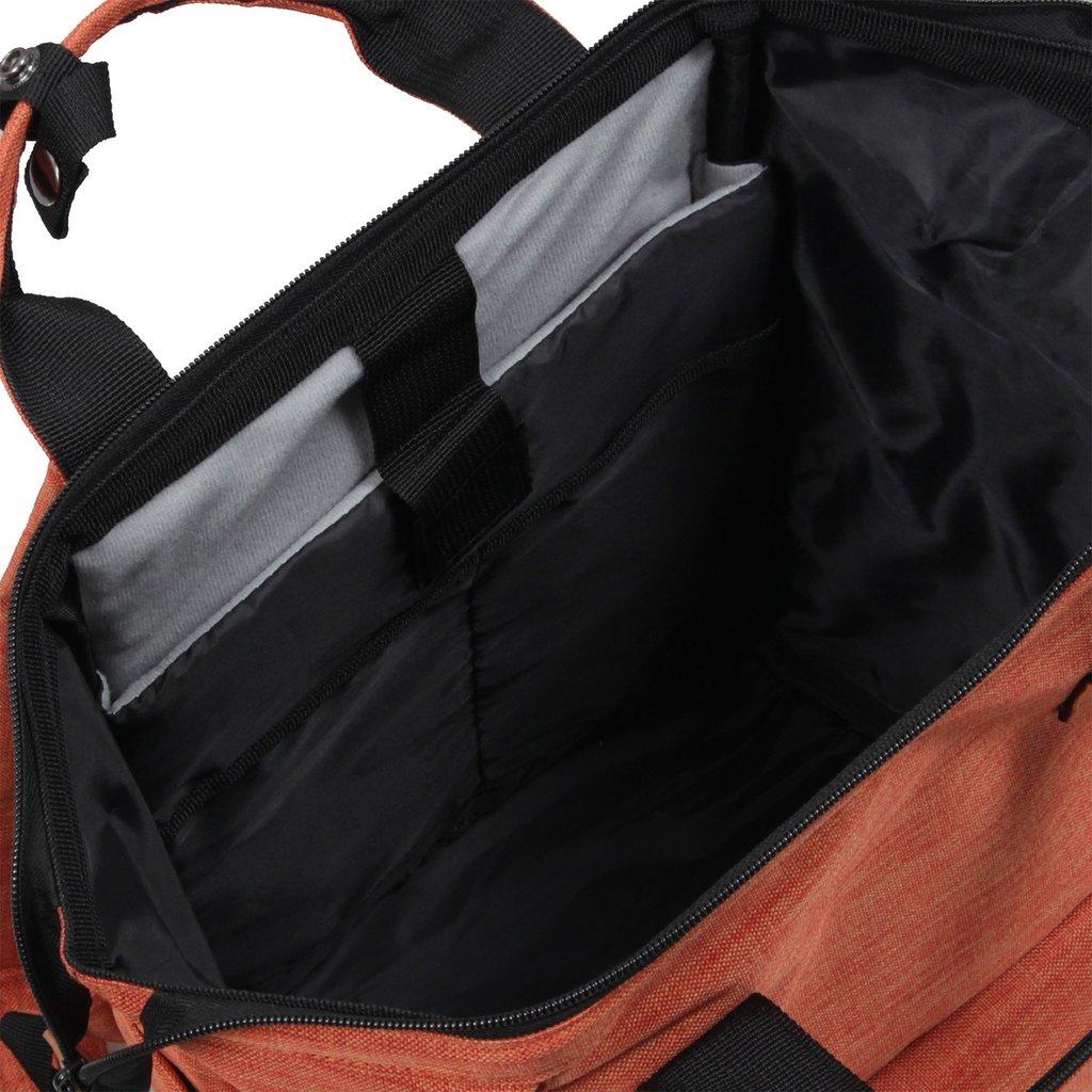 New Rebels® - Heaven Shopper -  Rugzak - 15L - Polyester - Oranje