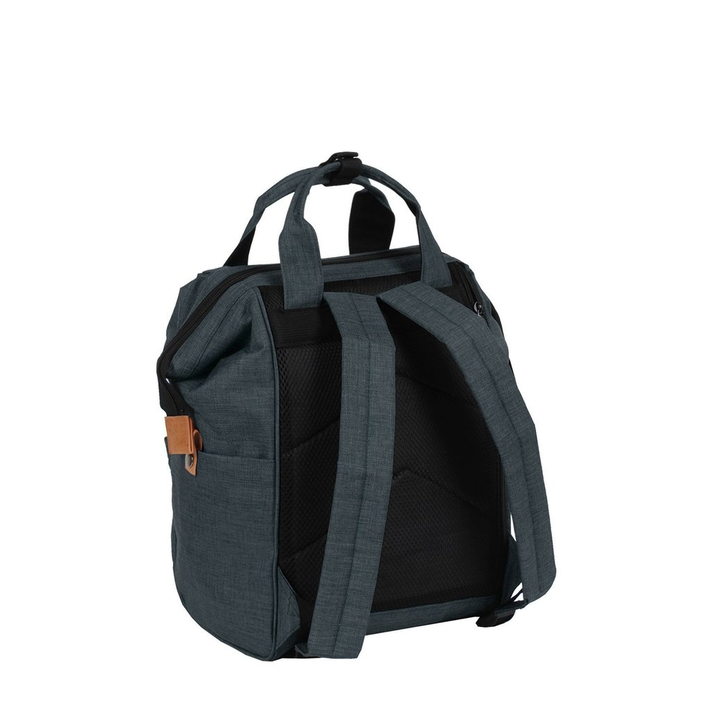 Heaven Shopper Backpack Shadow Blue XVI