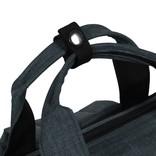 New Rebels® - Heaven Shopper -  Rugzak - 15L - Polyester - Donkerblauw