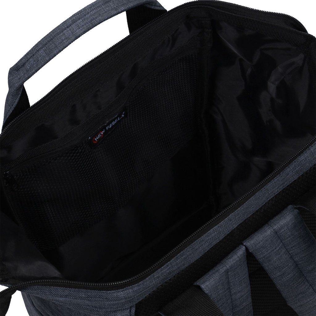 Heaven Shopper Backpack Shadow Blue XVI | Rucksack