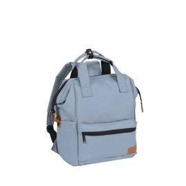 Heaven Shopper Backpack Soft Blue XVI | Rugtas | Rugzak